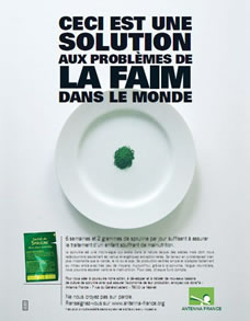 La solution contre la faim